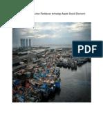 Pengaruh Pelabuhan Perikanan Terhadap Aspek Sosial Ekonomi