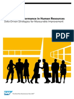 Accelerate Performance in Human Resources