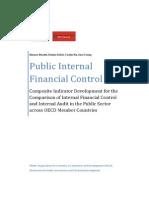 OECD - Public Internal Financial Control Report