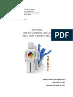 Monografia Liderazgo Primera Division