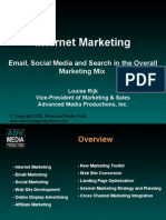 Email Social Media and Search in the Overall Marketing Mix 1233160849952233 2
