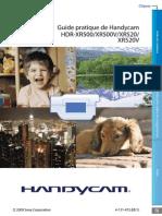 Hdrxr500v Handbook Fr
