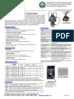 Microtol Online Turbidimeter Brochure