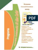 Programa Semana Carter 2009 v 1.1