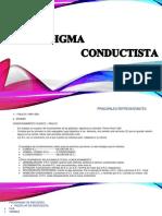 El Paradigma Conductista Expo