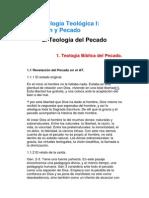 Antropología Teológica I