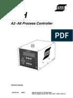 PEH A2-A6 Process Controller Serv Man 0740801006