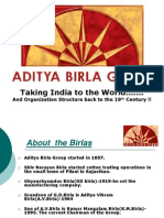 Aditya Birla Group Final PPT