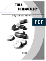 Practical Pharmacology