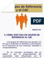 MARKETING ONLINE | LOS GRUPOS DE REFERENCIA Y EL CDC