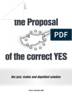 5 the Proposal of the Correct YES[2]