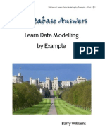 Learn Data Modelling PDF