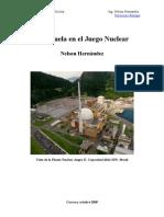 Venezuela en El Juego Nuclear