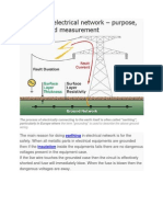 earthing in electrical network.docx