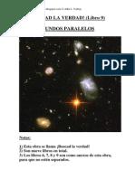 Libro 9 Mundos Paralelos