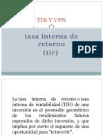 TIR Y VPN