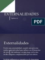 Las Externalidades