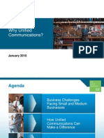 Why Unified Communications