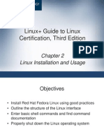 Linux Certification Ch. 2 PPT