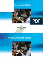 1.0 Pharmaceutical Market