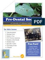 2014 Winter PDS @ UCSC Issue 04 Newsletter