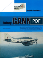(Warpaint Series No.23) Fairey Gannet