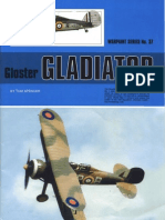 (Warpaint Series No.37) Gloster Gladiator
