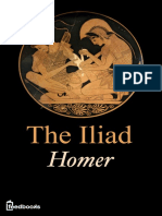 Homer - The Iliad of Homer