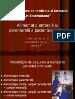 zPDzWAlimentatia Enterala Si Parenterala a Pacientului Critic1