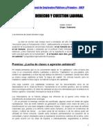 WÁLTER ANTILLÓN-ESTADO DE DERECHO Y CUESTION LABORAL[1]