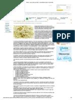 Article _ Les graines germées, l'alimentation haute en nutriments