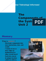 Component of System Unit