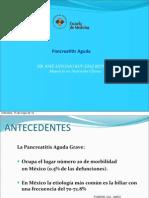 Pancreatitits aguda