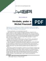 Verdade, Poder e Si - Michel Foucault - BPI
