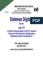 15 - Análise de Timing de um Sistema Digital