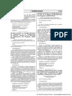 Pago de retribuciones económicas por el uso del agua y por vertimientos de aguas residuales tratadas para el año 2014 - Resolución Jefatural 092-2014-ANA
