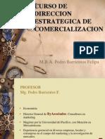 Curso de Dirección Estratégica de Comercialización - IIE Internet