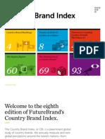 Cbi Futurebrand 2012 13