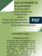 Tecnicas Proyecto Casco