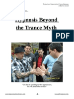 170541908 FR James Tripp Hypnosis Beyond the Trance Myth PDF