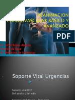 Reanimacion Cardiopulmonar Reyes