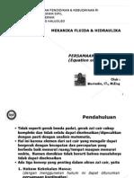 Mek Fluida & Hidrolika_Momentum