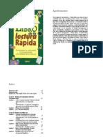 Buzan - El libro de la lectura rápida
