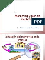 Marketing y Plan de Mkt