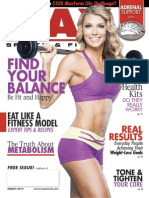 MARCH 2014 MAX SPORTS & FITNESS