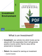 Investment decisions