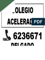 COLEGIO SUPERACELERADO