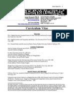 Carmen Kynard's CV (Spring 2014)