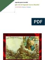 Propaganda Triple x de La Segunda Guerra Mundial