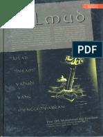 Talmud Kitab Hitam Yahudi Yang Menggemparkan